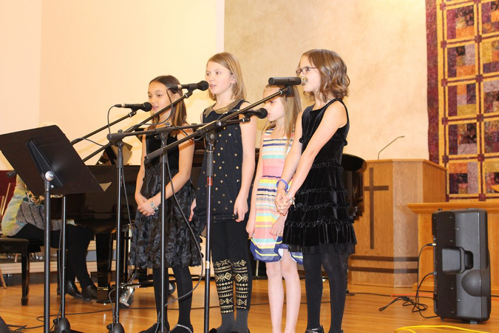 GLEE VOCAL GROUP (8-11 YR) REGISTER FOR FALL